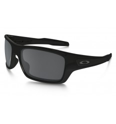 Gafas de sol OAKLEY 9263 TURBINE Pulished Black / Black Iridium POLARIZADAS