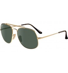 Gafas de sol RAY BAN RB3561 General Gold - Classic Green