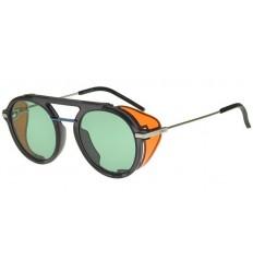 Gafas de sol Fendi Fantastic Grey Orange - Grey Brown