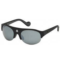 Gafas de Sol Moncler ML0050 Matte Black - Grey (02C)