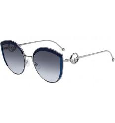Gafas de sol Fendi F Is Fendi Blue - Grey Blue Shaded (PJP-GB)