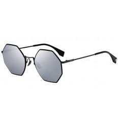 Gafas de sol Fendi Eyeline Black - Grey (807-T4)