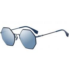 Gafas de sol Fendi Eyeline Blue - Blue (PJP-3J)