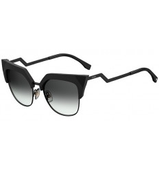 Gafas de sol Fendi Iridia Black - Grey Shaded (807-9O)