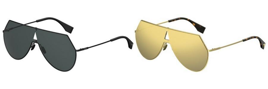 gafas de sol fendi eyeline