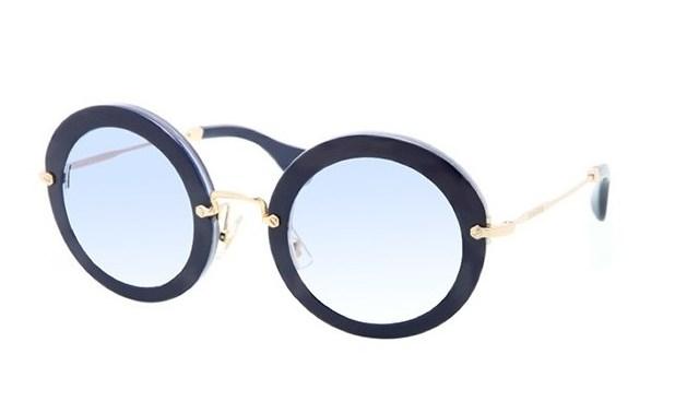 Gafas de sol MIU MIU 13NS Blue Gold