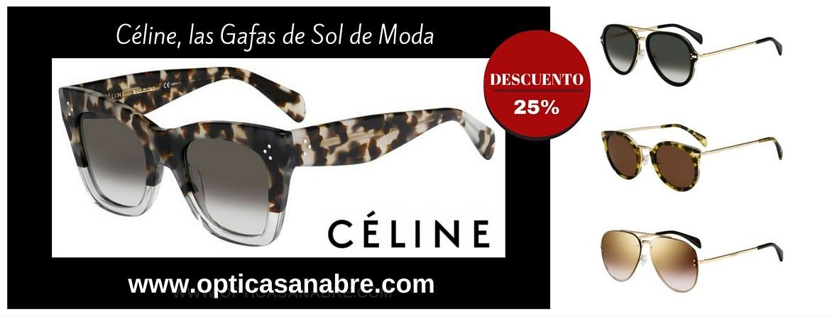 Gafas de sol Celine baratas