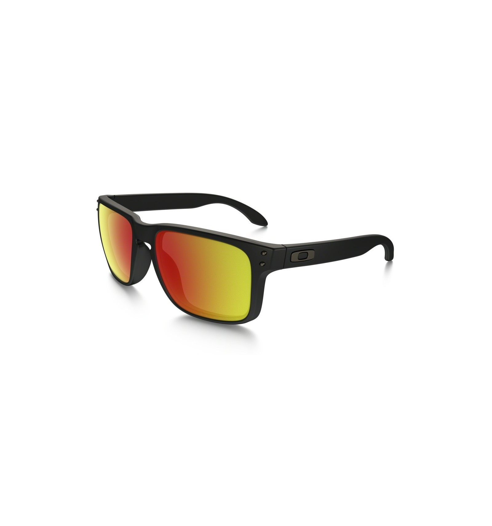 f05d399202 Gafas de sol OAKLEY 9102 HOLBROOK Matte Black /Ruby Iridium POLARIZADAS