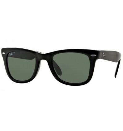 Gafas de sol RAY BAN RB4105 Wayfarer Folding Black POLARIZADAS