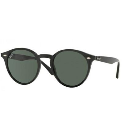 Gafas de sol RAY BAN R2180 ROUND Black