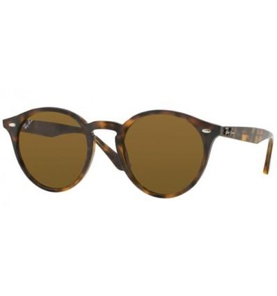 Gafas de sol RAY BAN R2180 ROUND Havana