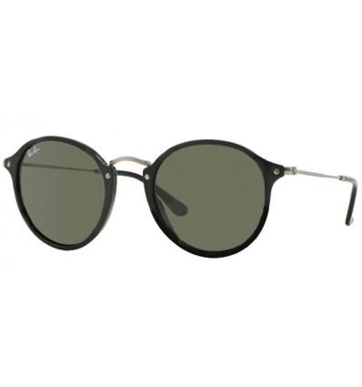 Gafas de sol RAY BAN R2447 ROUND FLECK Black