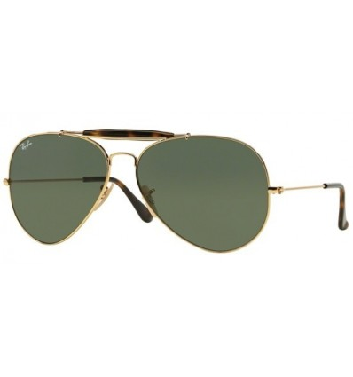 Gafas de sol RAY BAN 3029 OUTDOORSMAN II Gold