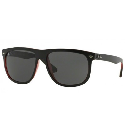 Gafas de sol RAY BAN 4147 Black Transparent Red