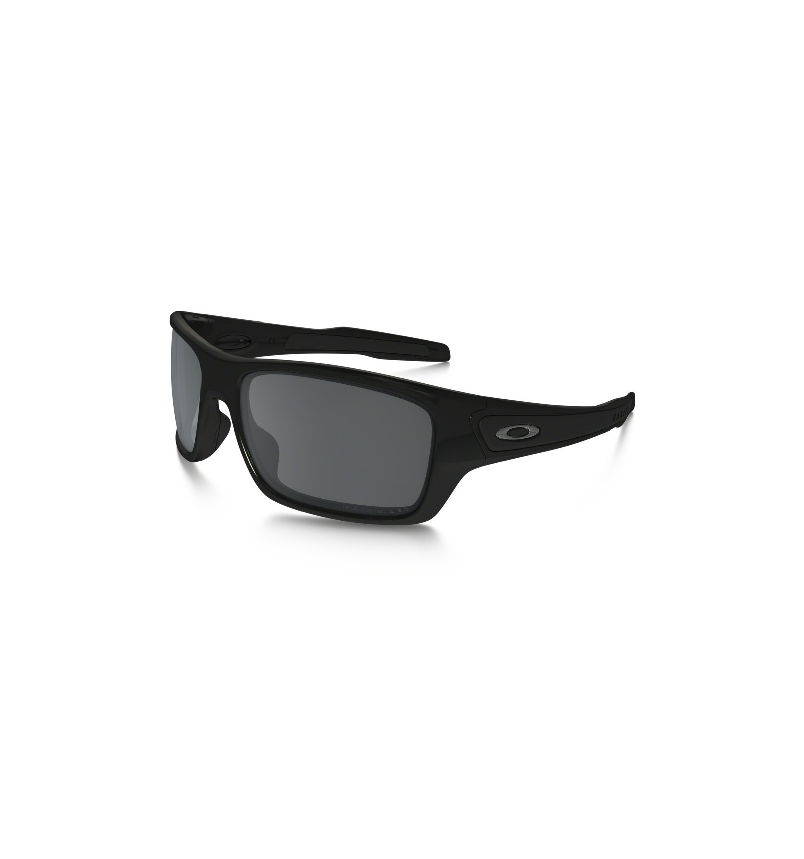cfd835598f Gafas de sol OAKLEY 9263 TURBINE Pulished Black / Black Iridium POLARIZADAS