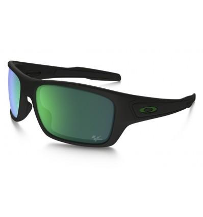 Gafas de sol OAKLEY 9263 TURBINE MOTO GP Jade Iridium