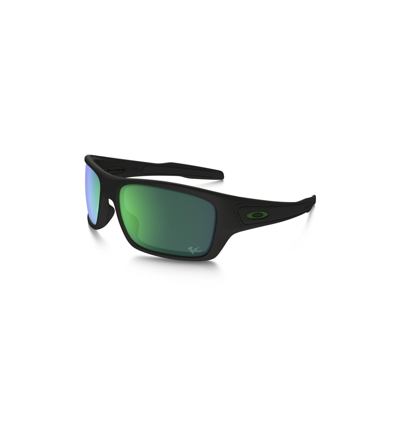 861b746168 Gafas de sol OAKLEY 9263 TURBINE MOTO GP Matte Black / Jade Iridium