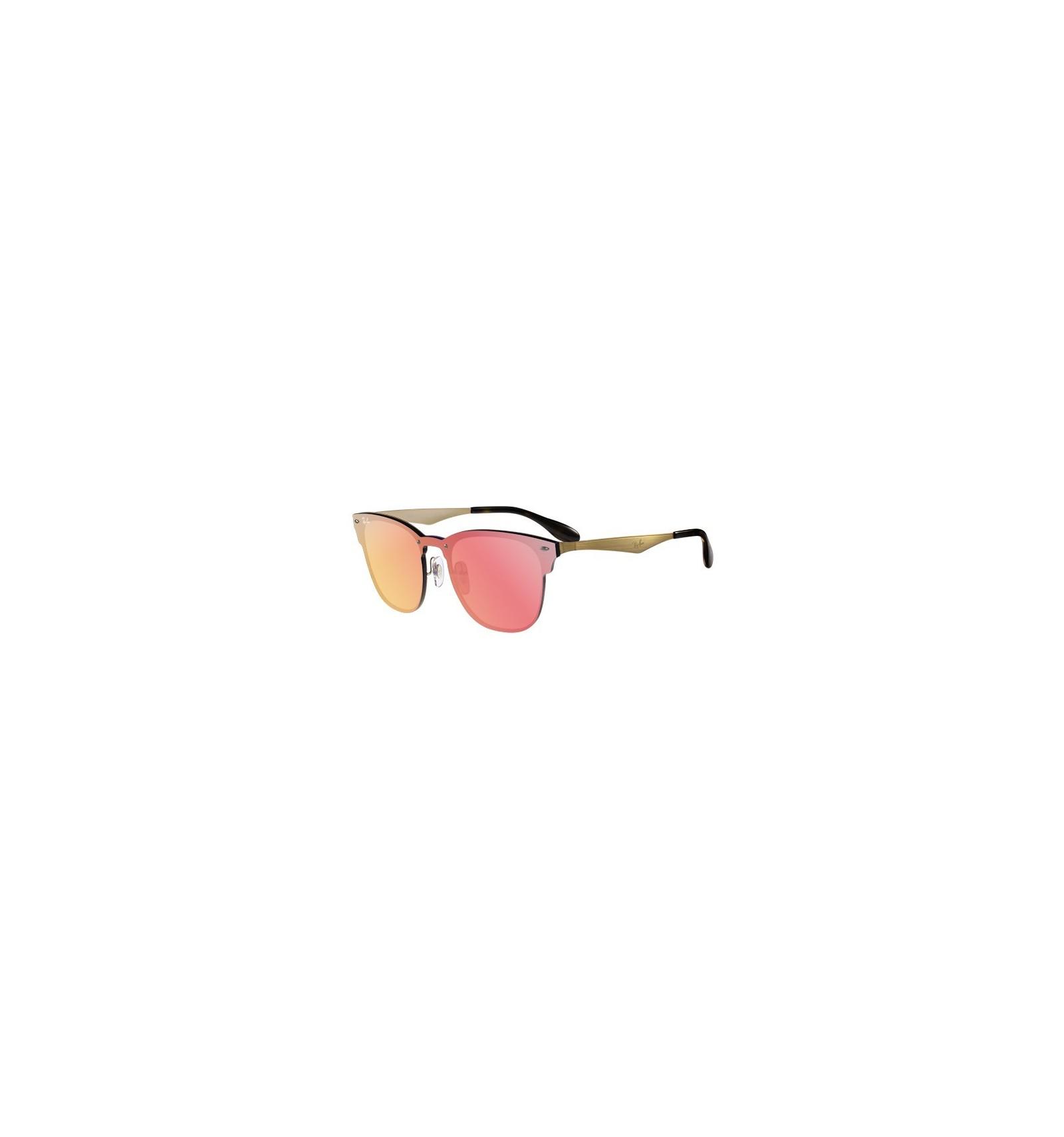 Ray Ban Blaze Pink Mirror   CINEMAS 93 b6832b4a38