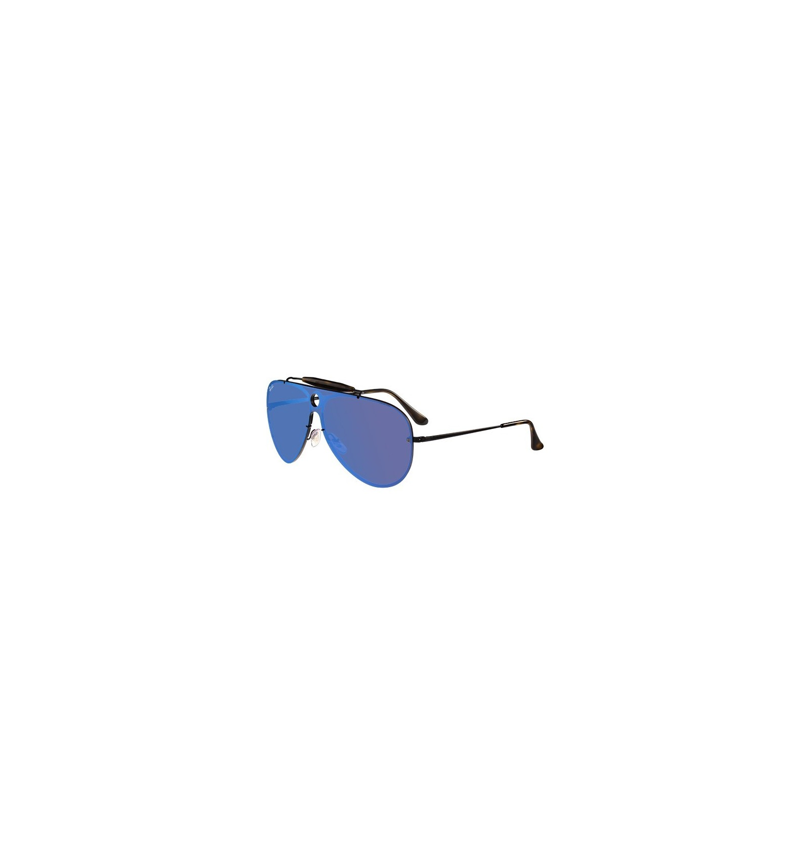 Gafas de sol RAY BAN RB3581 Blaze Shooter Black - Blue Mirror ad03d96b2c7
