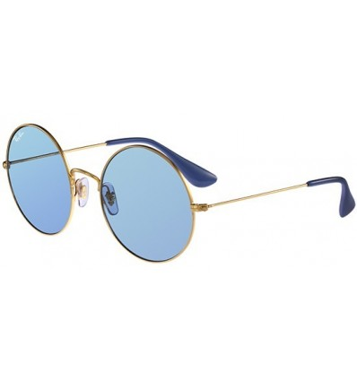 Gafas de sol RAY BAN RB3592 JA JO Gold - Light Blue
