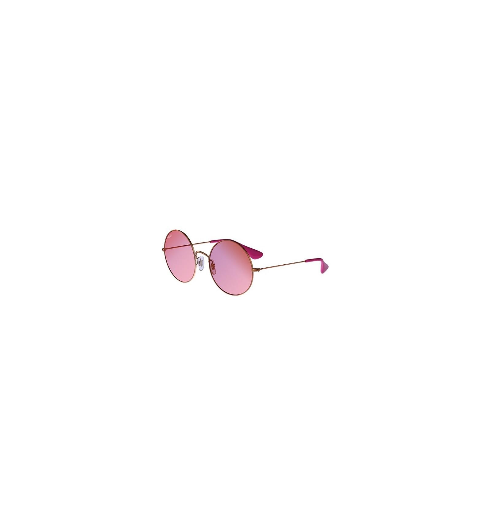 Gafas de sol RAY BAN RB3592 JA JO Cooper - Pink Mirror 36a1a0904c