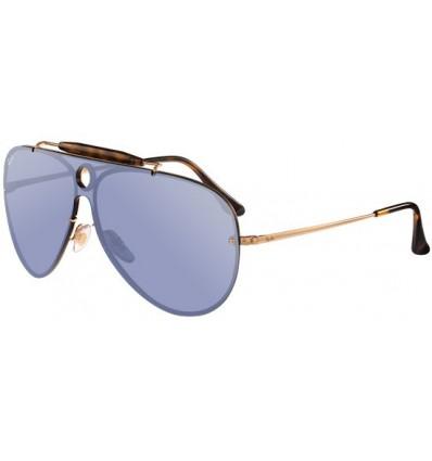 Gafas de sol RAY BAN RB3581 Blaze Shooter Cooper - Violet Mirror