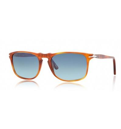 Gafas de sol PERSOL PO3059 - TIERRA DI SENA - POLARIZADO AZUL