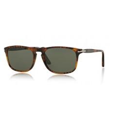 Gafas de sol PERSOL PO3059 - Café / Lente Polarizada Verde