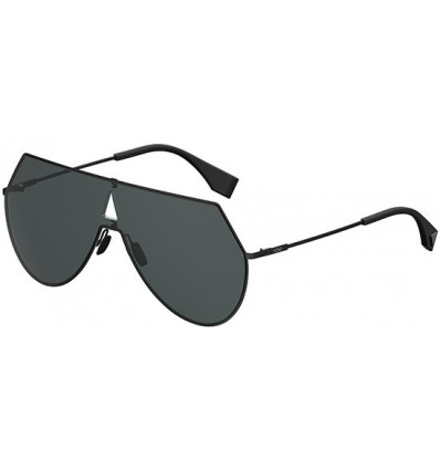 Gafas de sol Fendi Eyeline Black - Dark Grey