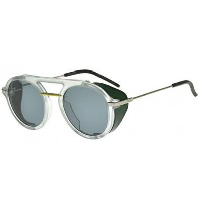 Gafas de sol Fendi Fantastic Crystal Green - Grey