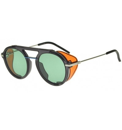 Gafas de sol Fendi Fantastic Grey Orange - Grey Brown