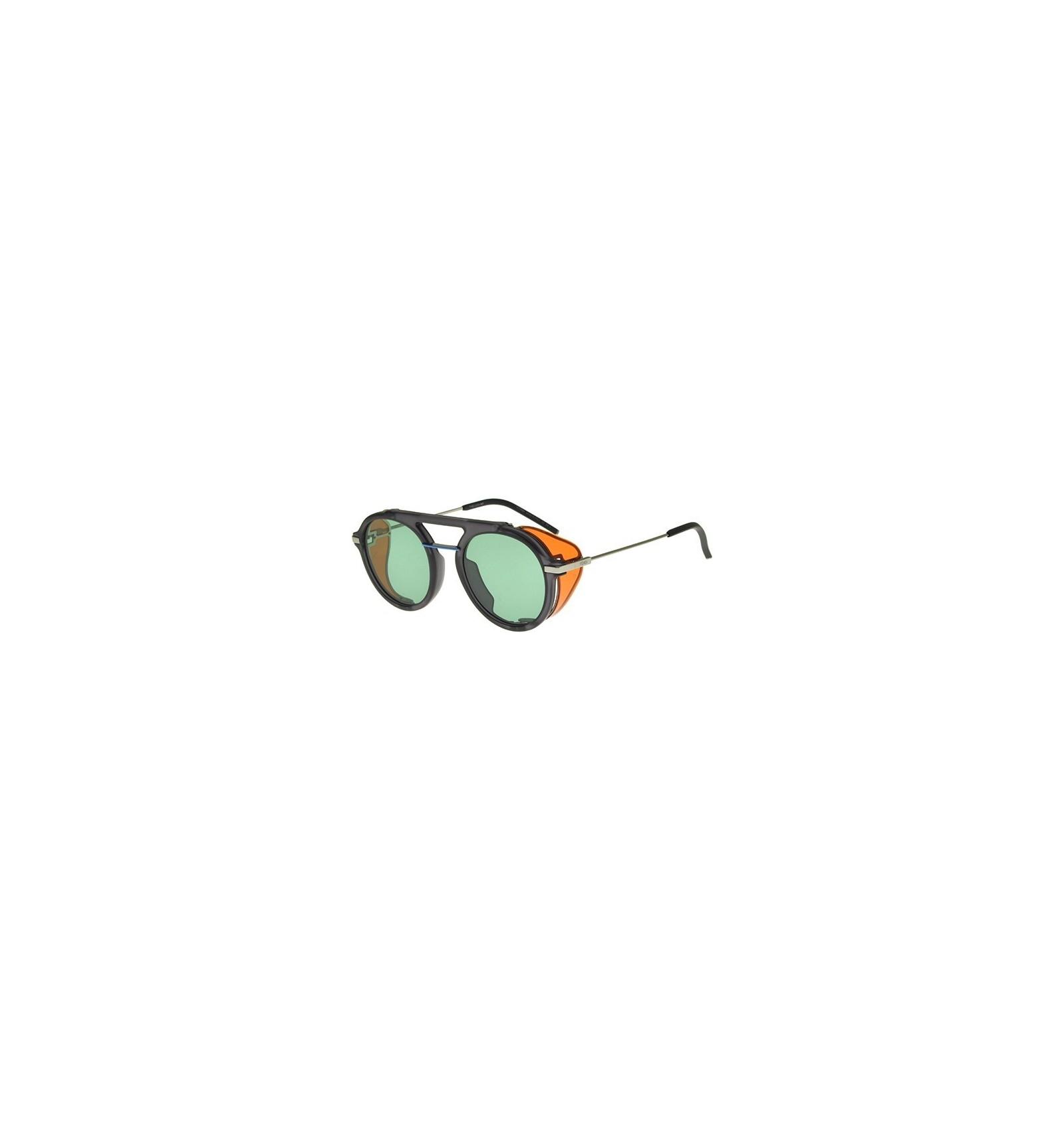 89ca910e3a Gafas de sol Fendi Fantastic Grey Orange - Grey Brown. Compra Online