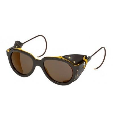 Gafas de Sol Moncler ML0003 Altitude Dark Brown - Brown (50G)