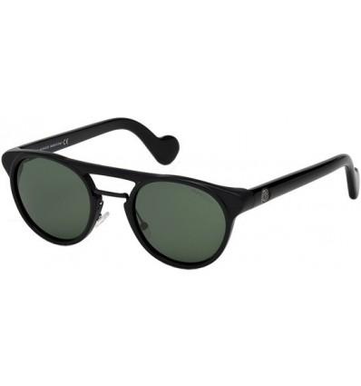 Gafas de Sol Moncler ML0019 Shiny Black - Green (01N)