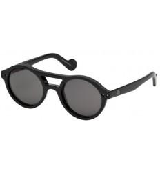 Gafas de Sol Moncler ML0037 Shiny Black- Grey (01A A)