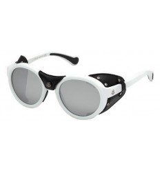 Gafas de Sol Moncler ML0046 White - Grey (21C)