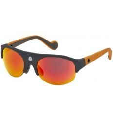 Gafas de Sol Moncler ML0050 Grey - Grey Multicolor (20C)
