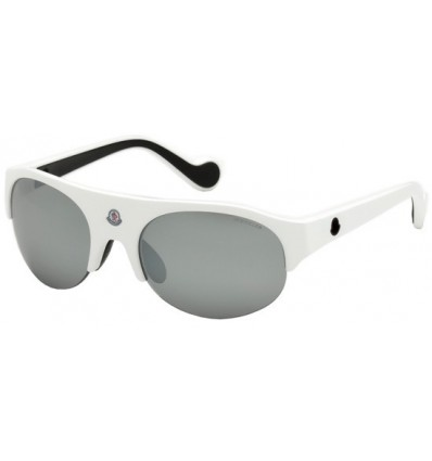 Gafas de Sol Moncler ML0050 White - Grey (21C)