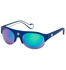 Gafas de Sol Moncler ML0050 Blue - Blue Multicolor (92X)