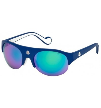 Gafas de Sol Moncler ML0050 Blue - Blue Multicolor (92X)