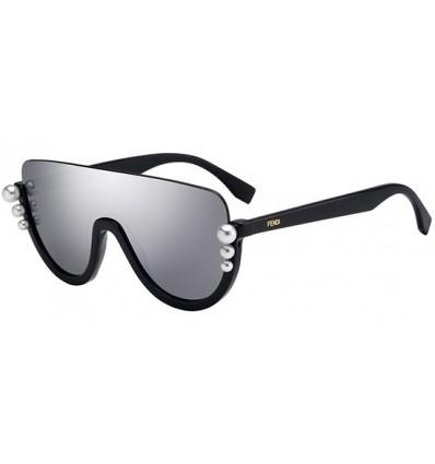 Gafas de sol Fendi Ribbons and Pearls Black - Grey (KB7-0T)
