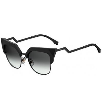Gafas de sol Fendi Iridia Black - Grey Shaded (807-9O)