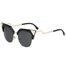 Gafas de sol Fendi Iridia Black Gold - Grey (REW-P9)