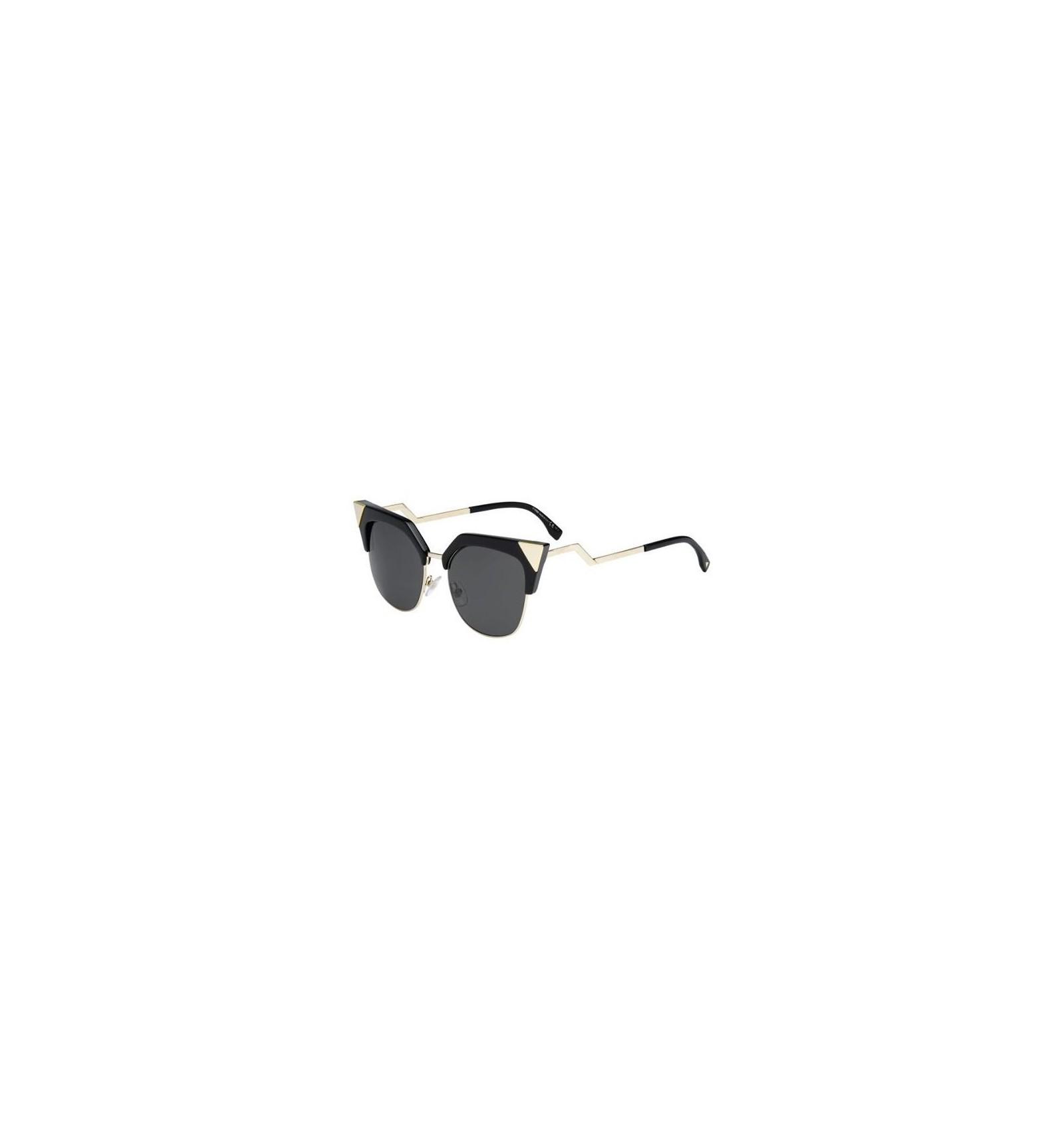 a81eee56a8 Iridia Grey sol Online de Black Fendi Gafas Gold Compra CxqtBwvnS1