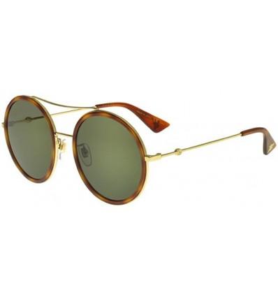 Gafas de Sol GUCCI GG0061S Havana Gold - Green (002)