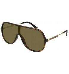 Gafas de Sol GUCCI GG0199S Havana - Brown Green (003)