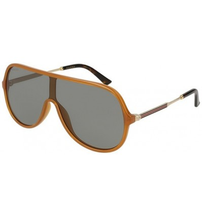 Gafas de Sol GUCCI GG0199S Light Brown - Grey (005)