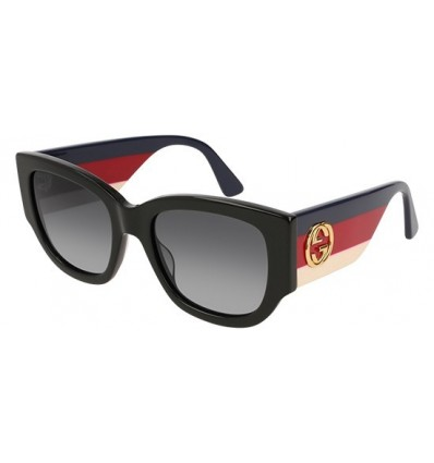 Gafas de Sol GUCCI GG0276S Black - Grey Shaded (001)