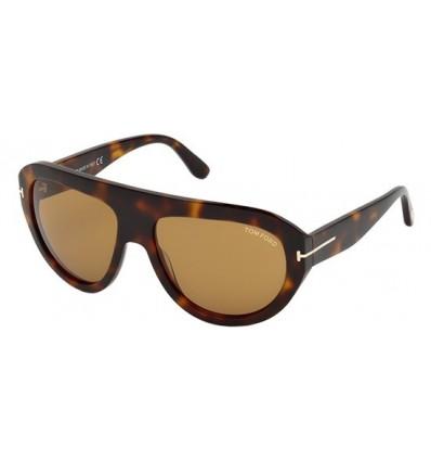 Gafas de Sol Tom Ford FT0589 FELIX Havana - Brown (56E)