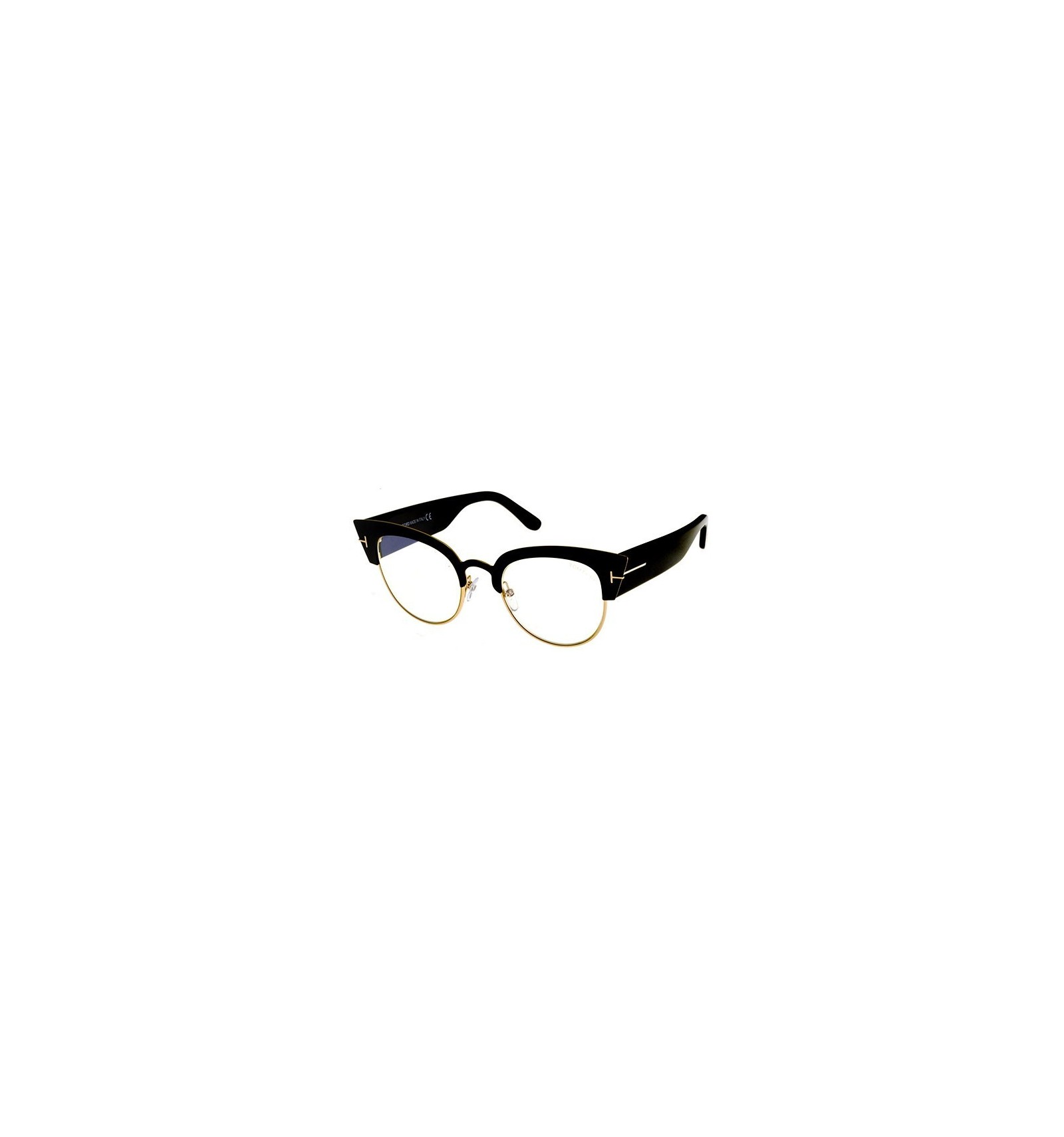 Nuevo 2018 Gafas de Sol Tom Ford FT0607 ALEXANDRA Mate Black - Blue Look  Lenses (005 A b357f9c6e5bf